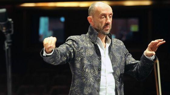 Hervé Niquet, directeur musical du Concert Spirituel