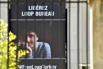 Loup Bureau, journaliste, est détenu en Turquie depuis juillet 2017