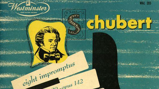 F. Schubert par Paul Badura Skoda