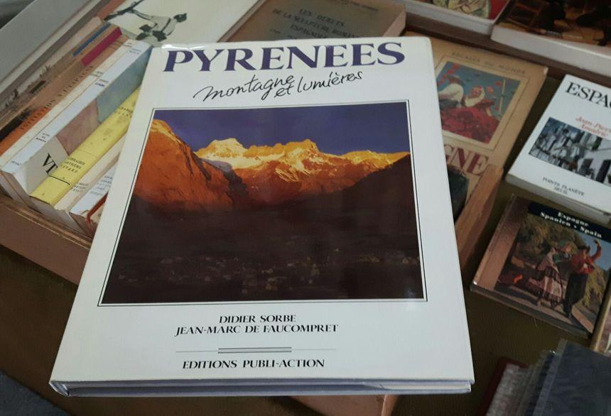 """""""Pyrénées, montagne et lumières"""", le premier grand succès de Didier Sorbé"""