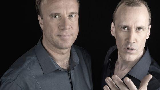 Diederik Wissels & David Linx