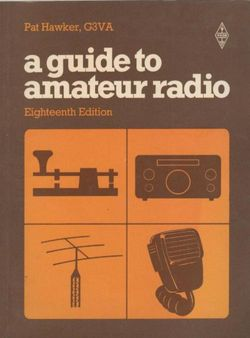"Couverture du livre ""A guide to amateur Radio"""
