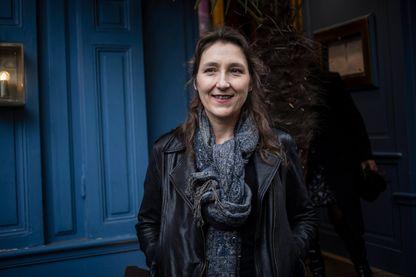 L'écrivain Marie Darrieussecq