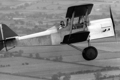 Les aviateurs de la Grande Guerre