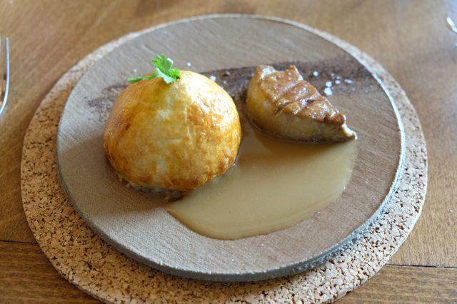 Oignon en Lézignan en croûte feuilletée