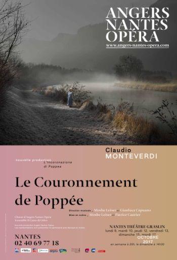 Le Couronnement de Poppée /Nantes-Théâtre Graslin 2017