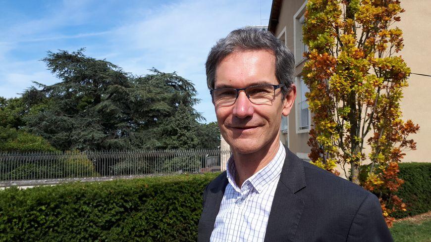 Thierry Charlemagne est le directeur environnement et développement durable de LISEA