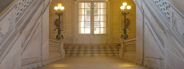 Escalier d'honneur, Monnaie de Paris