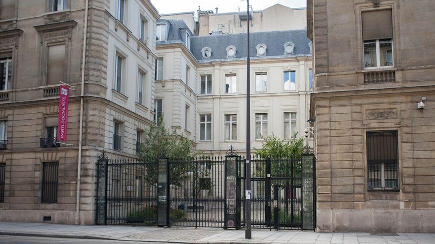 Le siège du Parti socialiste se trouve dans le 7ème arrondissement de Paris.