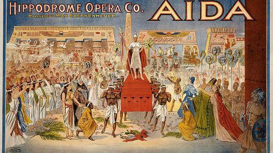 Dimanche à l'Opéra