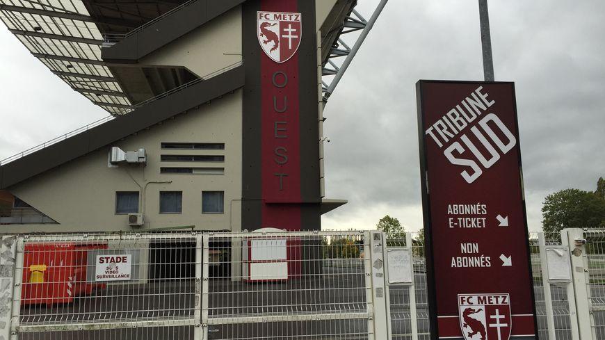 Le stade St Symphorien à metz