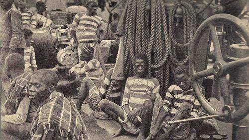 Histoires d'anonymes (3/4) : Paroles d'esclaves