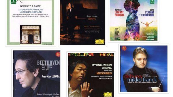 Actualité du disque: Roussel, Wagner, Ravel...