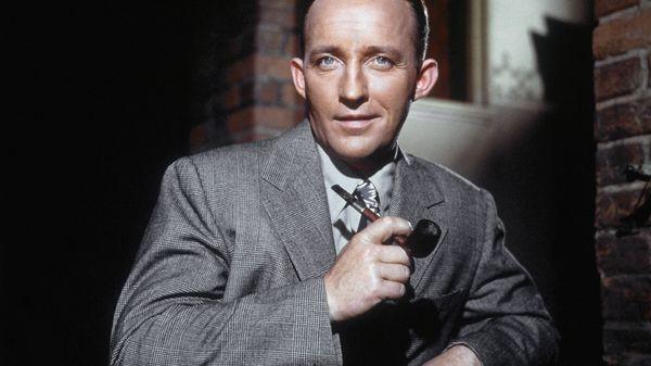 Bing Crosby, chanteur et acteur américain