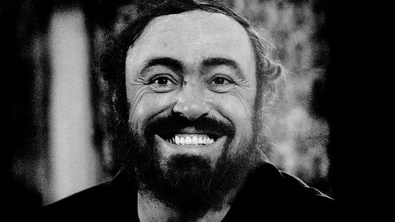 Le grand ténor Luciano Pavarotti, disparu le 6 septembre 2007