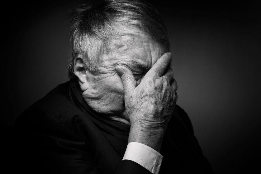 Claude Lanzmann en 2016.