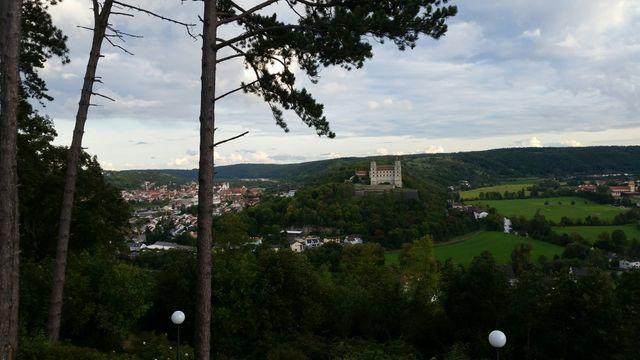 Eichstatt en Bavière