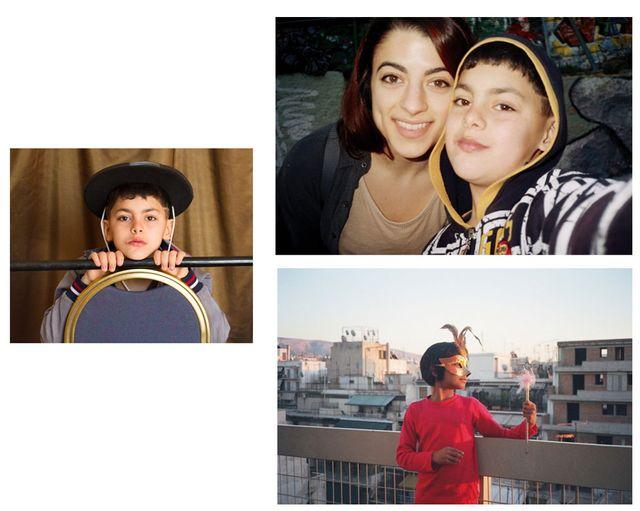 Samir a 11 ans, il vient d'Urmia, une partie kurde d'Iran, et cela fait des années qu'il est sur le chemin de l'Europe.