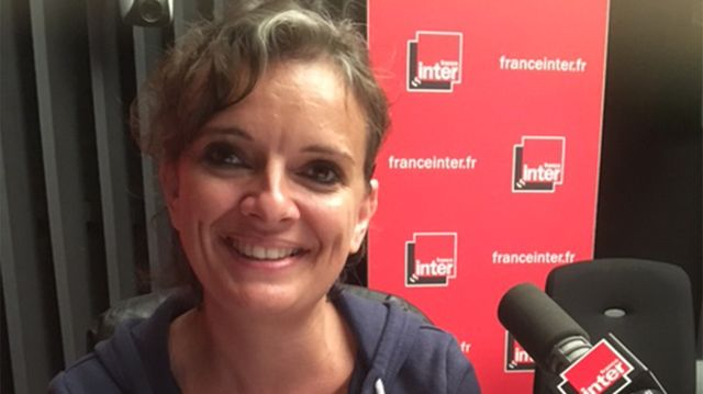 La chercheuse Audrey Dussutour
