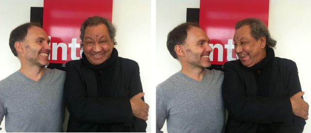 """Christophe Cousin et Tony Gatlif, dyptique """"Dans tes rêves"""""""
