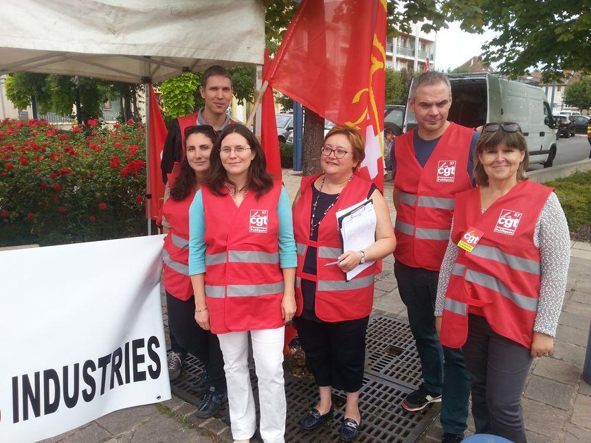 La CGT fait tourner une pétition contre la fermeture de la trésorerie à Ars-sur-Moselle.