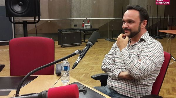 Benoît Menut est l'invité de Tapage nocturne
