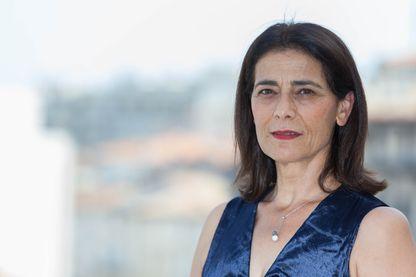 L'actrice Hiam Abbass au festival du film d'Angoulême en 2017