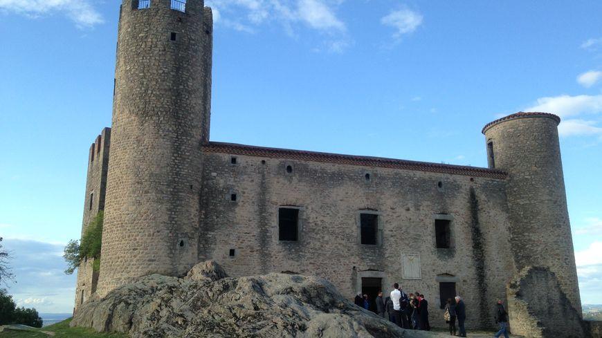 Le château va être aménagé pour accueillir des expositions temporaires et permanentes.