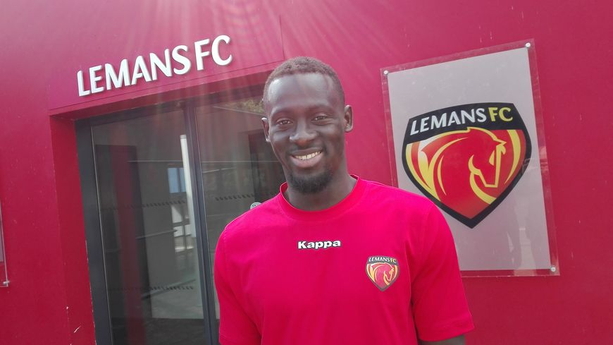 Mamadou Soro se sent bien dans son nouveau club