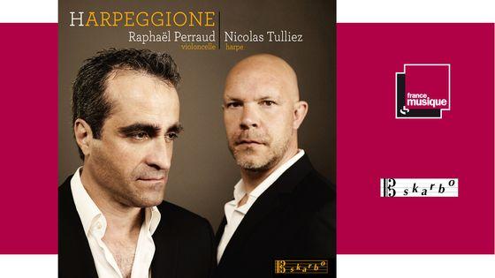 Harpeggione - Sortie le 23 septembre chez Skarbo