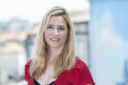 Natacha Regnier à Angoulême en août 2017