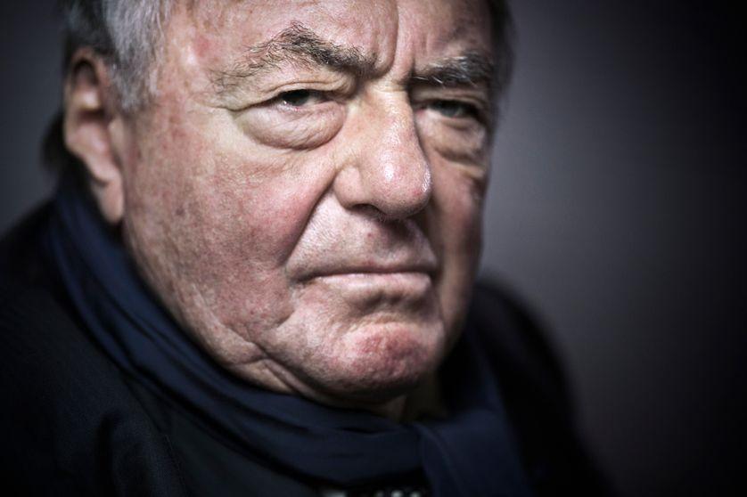 Portrait de Claude Lanzmann en 2016.