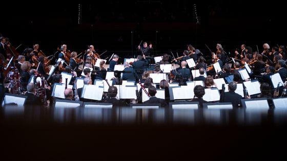 Les 80 ans de l'Orchestre Philharmonique © Christophe Abramowitz