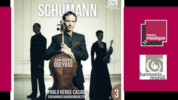 Concerto pour violoncelle de Robert Schumann par Jean-Guihen Queyras