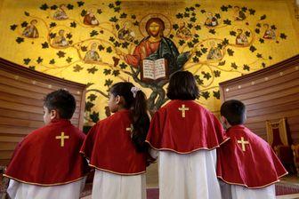Les Chrétiens d'Orient sont répartis dans le monde entier.