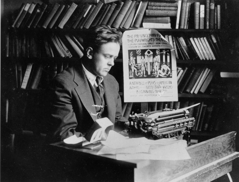 John « Jack » Silas Reed, né à Portland le 22 octobre 1887 et mort à Moscou le 19 octobre 1920