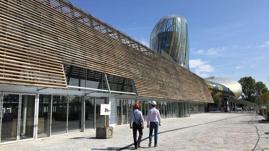 Les Halles Bacalan hébergeront un marché de producteurs du Sud-Ouest et une brasserie dirigée par Nicolas Lascombes