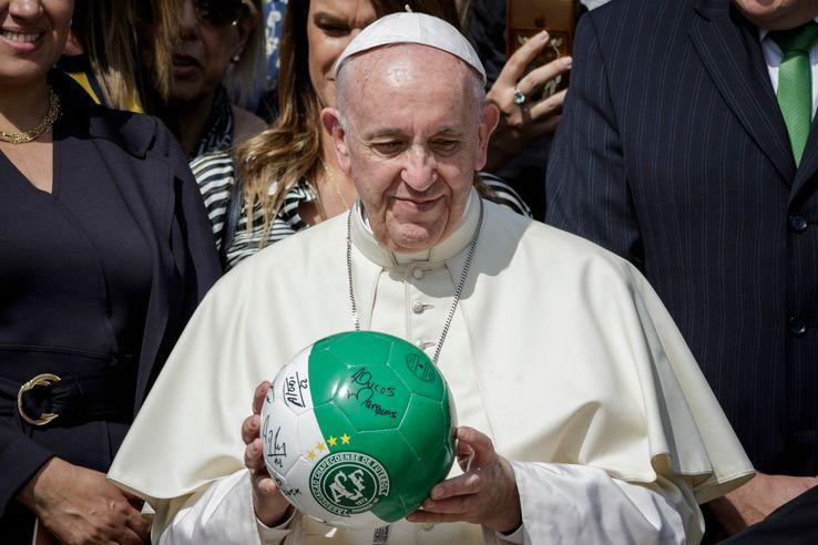 Pape François, Cité du Vatican, Saint Siège