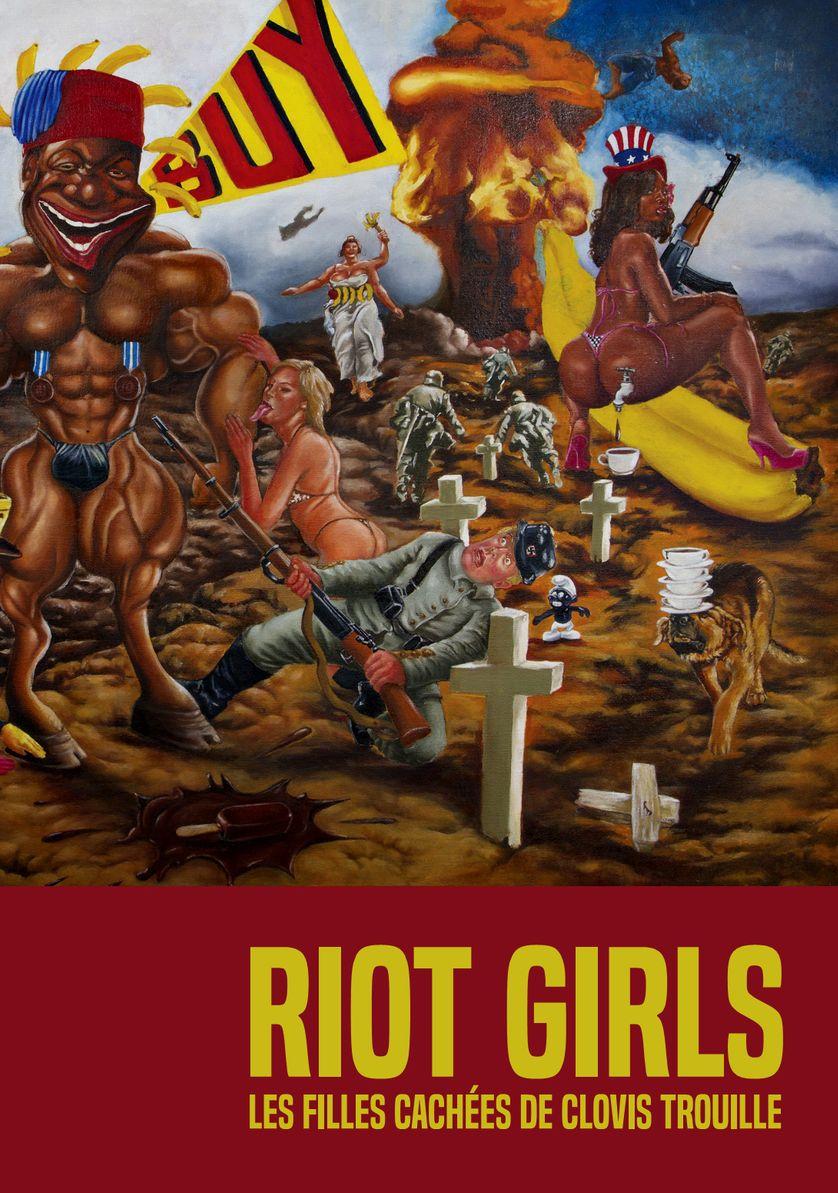 Riot Girls - Les filles cachées de Clovis