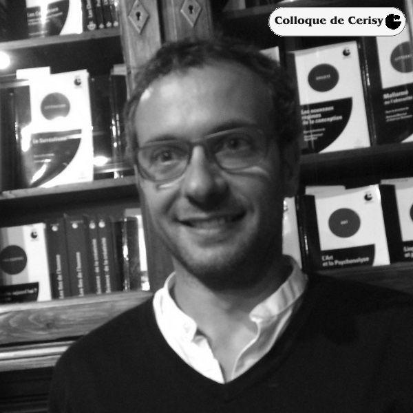 Ludovic Duhem au CCIC Cerisy