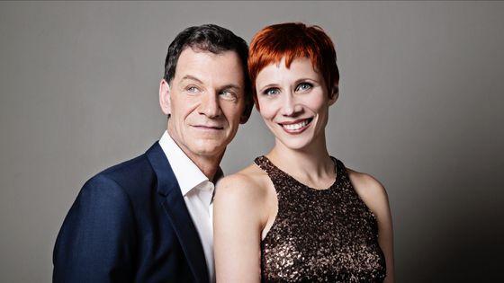 Jeff Cohen et Isabelle Georges