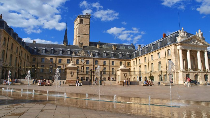 Dijon ville intelligente c 39 est pour demain for Accessoire piscine dijon