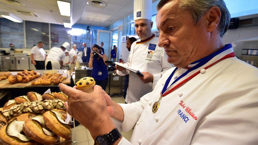 5230e9fbeba3d Christian Vabret a ouvert son école de boulangerie et de patisserie en 1990