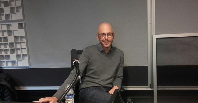 Thomas Snégaroff, historien, directeur de recherche associé à l'IRIS, et enseignant à Sciences Po-Paris.