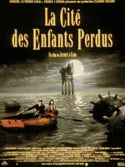 Affiche du film La Cité des enfants perdus