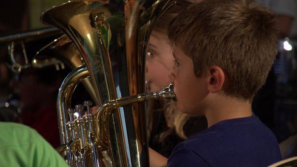 La rentrée des classes en musique