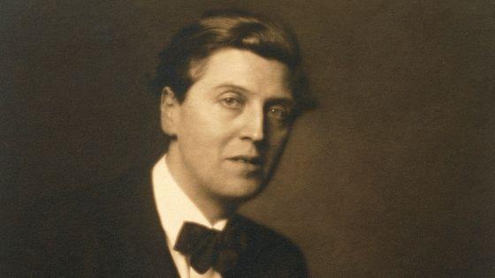 Portrait d'Alban Berg - Crédits :De Agostini / A. Dagli Orti