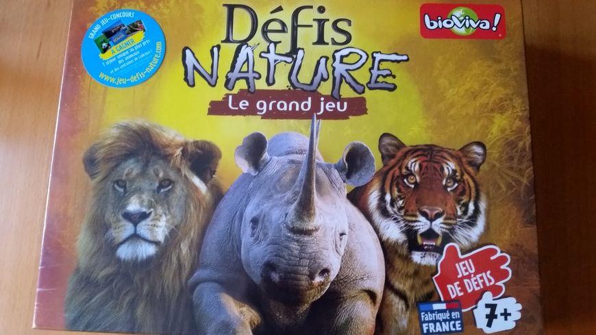 Le jeu Défi nature de Bioviva