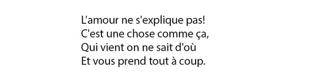 A quoi ça sert l'amour d'Edith Piaf - Paroles Michel Emer