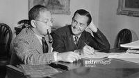 """Repassez-moi l'standard... """"I can't get started"""" de Vernon Duke et Ira Gershwin"""